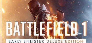 Battlefield 1 Deluxe Edition с ответом на секретный вопрос