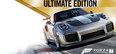 Forza Motorsport 7 + Ultimate