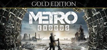 METRO EXODUS GOLD (ИСТОРИЯ СЭМА)