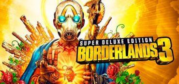 Borderlands 3 Супер Делюкс издание