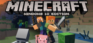 Minecraft: Windows 10 Edition [Ключ / Key]