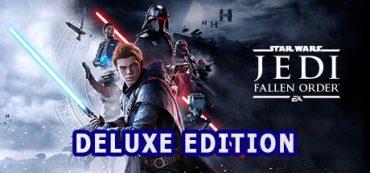 Star Wars Jedi Fallen Order 460x215 deluxe Edition