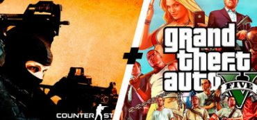 CS: GO + GTA 5