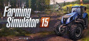 Farming Simulator 15 460x215