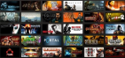 Steam аккаунт-сборник от 10 игр