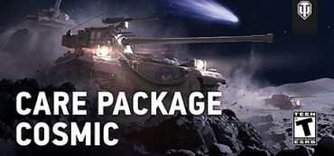World of Tanks Package Cosmic