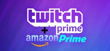 Twitch Prime + Amazon Prime аккаунт