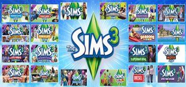 SIMS 3 со всеми дополнениями