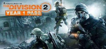 Tom Clancys The Division 2 + YEAR 1 PASS
