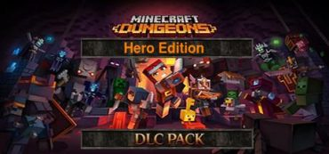 Minecraft Dungeons Hero Edition Автоактивация