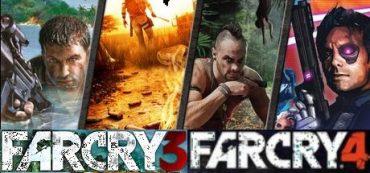FAR CRY 3 + FAR CRY 4 [Uplay аккаунт]