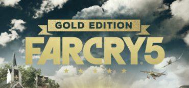Far Cry 5 Gold Edition [Uplay аккаунт]