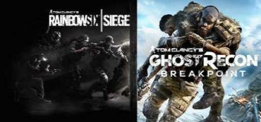 Rainbow Six: Siege + Ghost Recon Wildlands [Uplay аккаунт]