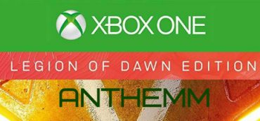 Anthem: Legion of Dawn Edition Xbox One