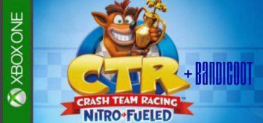 Crash Team Racing Nitro-Fueled + Bandicoot Xbox One