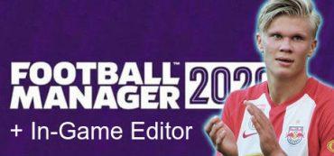 Football Manager 2020 + Editor [АВТОАКТИВАЦИЯ]