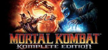 Mortal Kombat Komplete Edition [Steam аккаунт]