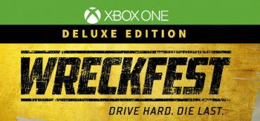 Wreckfest (Deluxe Edition) Xbox One