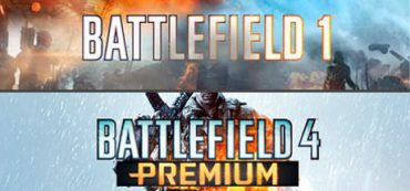 Battlefield 1 + Battlefield 4 Premium [Origin]