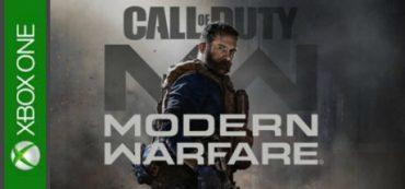 Call of Duty: Modern Warfare (2019) Xbox One