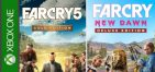 Far Cry 5 Gold Edition + Far Cry New Dawn Deluxe [Xbox One]