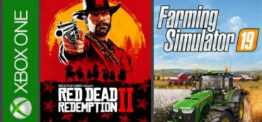 Farming Simulator 19 + RDR 2 Xbox One