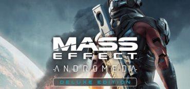 Mass Effect: Andromeda Deluxe Edition [Полный доступ]