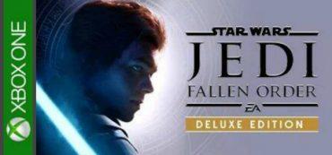 Star Wars Jedi: Fallen Order (Deluxe) Xbox One