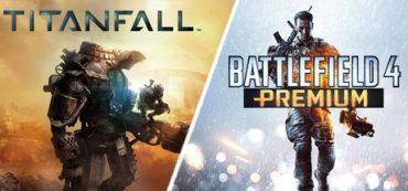 Titanfall + Battlefield 4 Premium [Origin]