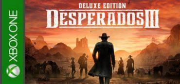 Desperados III - Deluxe Edition (XBOX ONE)