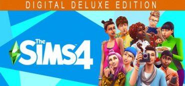Sims 4 Digital Deluxe [Полный доступ]