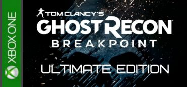 Tom Clancy's Ghost Recon: Breakpoint ULTIMATE XBOX ONE