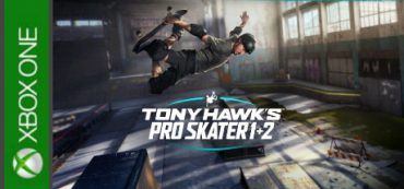 Tony Hawk's Pro Skater 1+2 (Deluxe Edition) XBOX ONE