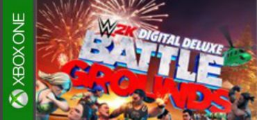 WWE 2K Battlegrounds - Deluxe (XBOX ONE)