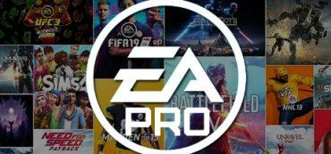 EA PLAY PRO аккаунт [ORIGIN]