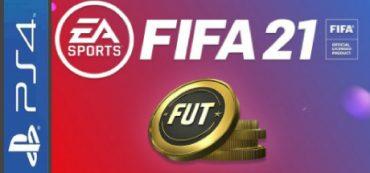 МОНЕТЫ FIFA 21 Ultimate Team PS4