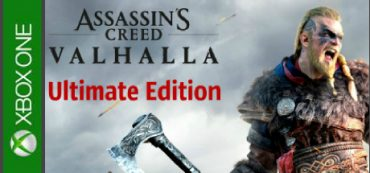 Assassin's Creed Valhalla - ULTIMATE (XBOX ONE)