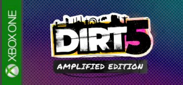 DIRT 5 - Amplified Edition (XBOX ONE + SERIES)