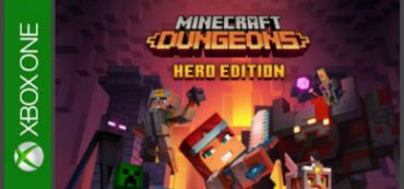 Minecraft Dungeons Hero Edition (XBOX ONE)