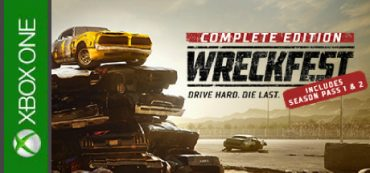 Wreckfest Complete Edition (XBOX ONE)