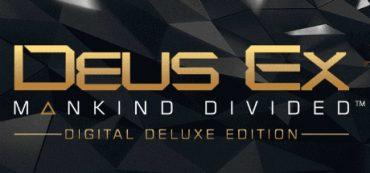 Deus Ex: Manking Devided Digital Deluxe [STEAM активация]