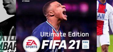 FIFA 21 Ultimate Edition [Origin активация]
