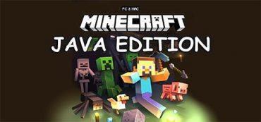 Minecraft Java Edition Logo